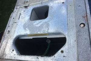 cleaned rv air conditioner