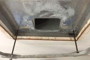 rv air conditioner gasket before compression